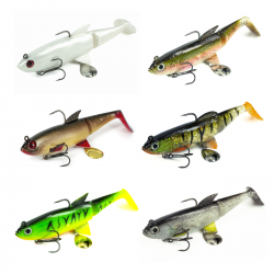 "Molix Shad 100 4"" Swimbait"