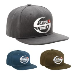 Stucki Thun Cap Blue